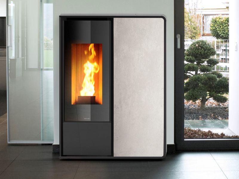 atry home chemin es et po les 06 les mod les de po le pellet faible profondeur pour petit. Black Bedroom Furniture Sets. Home Design Ideas