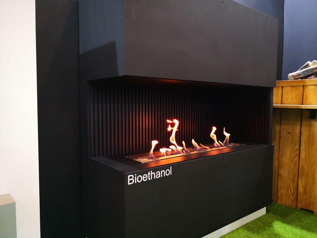 cheminee ethanol grasse