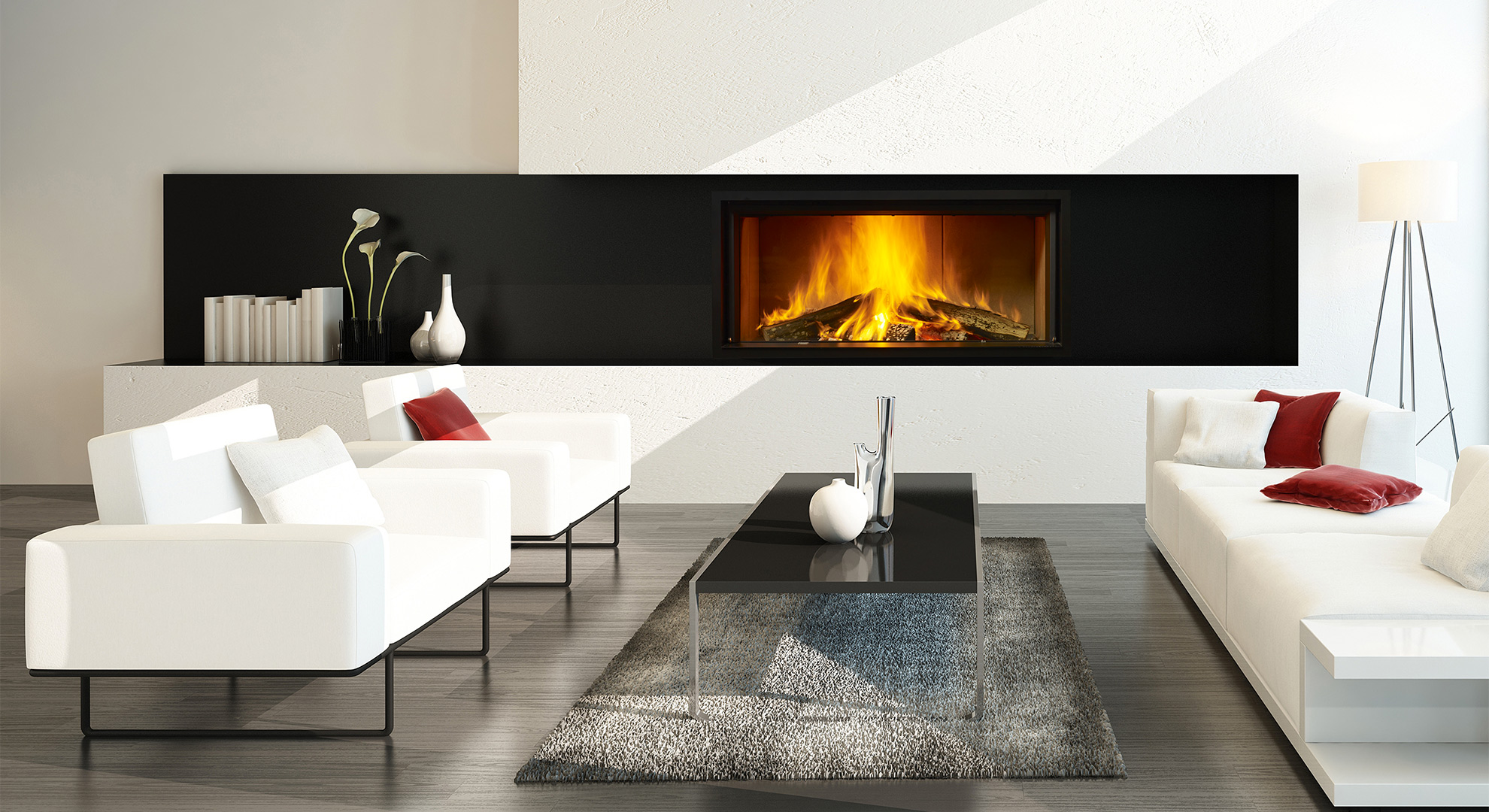atry home l illusion d un vrai feu de chemin e avec l lectrique 3d vapeur. Black Bedroom Furniture Sets. Home Design Ideas
